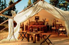Where to go Glamping Across the U.S.