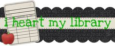 i ♥ my library - book reviews, bulletin boards, awesomeness