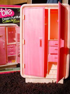 Barbie Dream Furniture Collection by anatchim, via Flickr