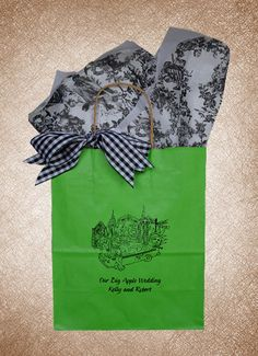 Wedding Welcome Bags! on Pinterest | 298 Pins