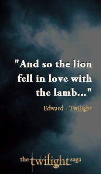 From The Twilight Saga: Twilight
