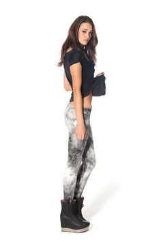 Fairy Paint Silver (Limited) by Black Milk Clothing