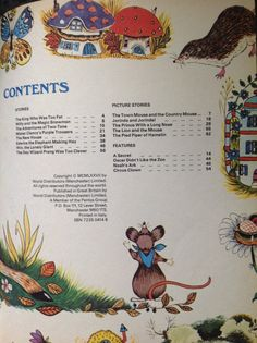 1978 My Fairyland annual book Fantasy by VioletnDaisyVintage, $8.00