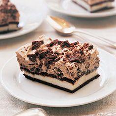 Diabetic Ice Cream Sandwich Dessert from MyRecipes.com