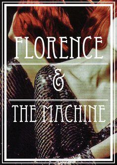 florence + the machine.