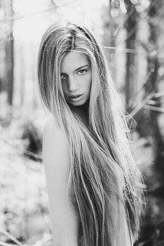 Long hair. #hair #long