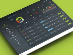 clean design, behance, mobil, flat, dashboard design, blog, dashboarddesign, black, calendar