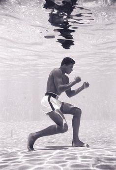 Muhammad Ali // Cassius Clay
