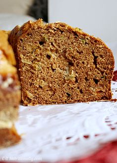 Apple Honey Cake | C it Nutritionally