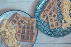 Toddler Eats: Breakfast (waffle recipe is linked within post) // Momista Beginnings