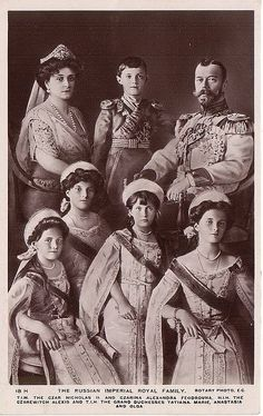 The last Imperial House of Romanovs