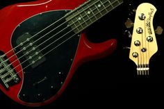 Stingray V - fretted. Simply the best
