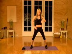 Tracy Anderson p.3/7 standing abs