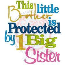 big sister quotes   Big Sister, Little Brother Quotes