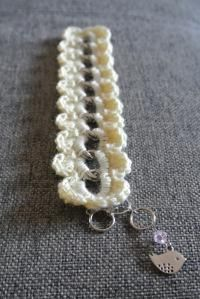 Crochet Necklace/Bracelet Tutorial
