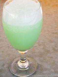 St Patrick's Day Drink from @Eva S. Basil