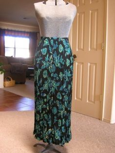 Leslie's Broomstick Skirt tutorial