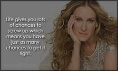 anniversary, sex, picture quotes, second chances, quote life, city life, carrie bradshaw, citi, true stories