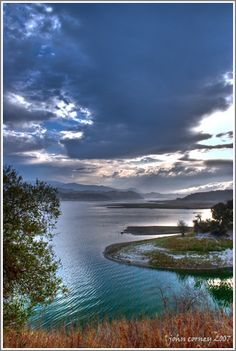 One of my favorite places in the world... Where my hubby and I fell in love. Lake Cachuma, Ca