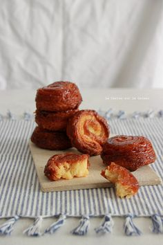 kouign amann. How have I not known about these?!