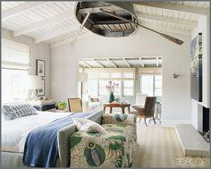 Jeffrey Alan Marks' bedroom - amazeballs!