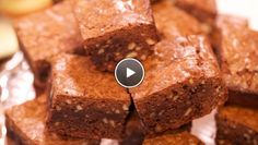 Karamelbrownies - Rudolphs Bakery | 24Kitchen