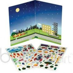 Bobble Art Magnetic Game Board Space