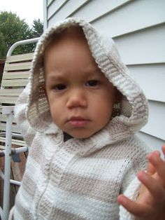Tonya's Knitting Knotes: The Free 'Baby Gap' Sweater Pattern
