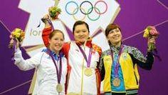 Photo 10 - June 29, 2012 - Actuación dorada de Wenjun  La china Guo Wenjun revalida el oro olímpico en pistola de aire desde 10 metros - 170x300