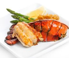 Crown Recipes: Grilled Lobster Tails Recipe dinner, deal price, lobster tail recipe, crown recip, seafood, beach hous, lobsters, yummi, grill lobster