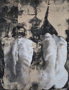 La mano di Dio (Adamo ed Eva) - Max Gasparini