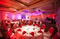 Eldorado Country Club - Wedding Reception in Ballroom  www.eldoradocc.com club ballroom, wedding receptions, mckinney, weddings, eldorado countri, countri club, ballrooms, ballroom wwweldoradocccom, country club