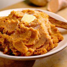 Harvest Mashed Potatoes | MyRecipes.com