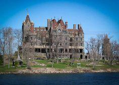 An American castle