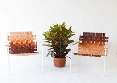 Rod + Weave chair - Eric Trine