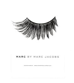 graphic design, eyelashes, makeup, art, marc jacobs