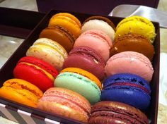 French Macaroons!!