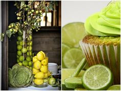 color of the month :: lime
