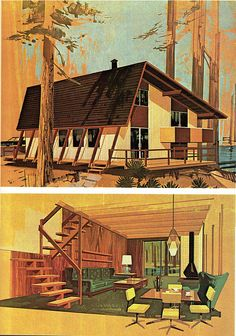 Vacation Homes  From Practical Encyclopedia of Good Decorating and Home Improvement