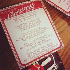 M Christmas story