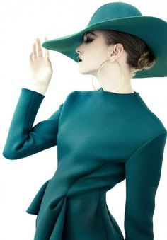 Classy, Chic and Retro - Hat