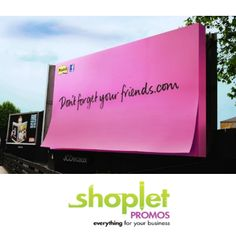 Shoplet Promos - Google+ ShopletPromos.com - promotional products for your business.