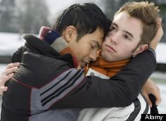 Growing Up #LGBT In America: HRC Survey Polls 10,000 Gay Youth On #Bullying And Education Issues. #Lesbian, #gay, #bisexual and #transgender (LGBT) youth are twice as likely to say they have been physically assaulted, kicked or shoved at school. Ninety-two percent say they hear negative messages about being LGBT through school, the Internet and peers, while 42 percent say the community they live in is not accepting of LGBT people. These behaviors towards LGBT youth can impact their health.