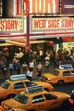 Broadway, NYC.