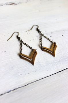 SXSW Earrings by Little Pieces of Hope on Etsy