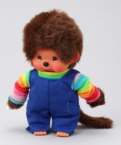 Monchhichi I think I had this one when I was a little girl, love love love!