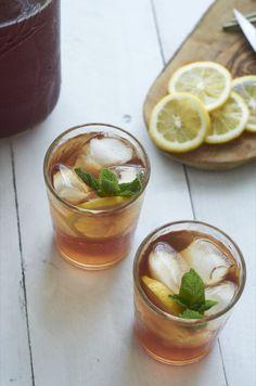 Southern Sweet Tea Recipe   Relish.com