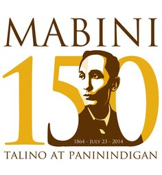 150th Birthday of Apollinario Mabini (The Philippines)