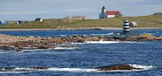 St Pierre et Miquelon, France, off of the coast of Canada, the only French islands in the N. Atlantic via Flickr.