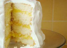A Lovely Lemon Layer Cake | Shauna Sever